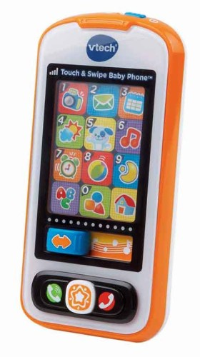 VTech Touch Swipe baby phone apps